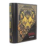 Paladone- Dungeons & Dragons - Hucha de Metal en Forma de Libro (PP6636DD)