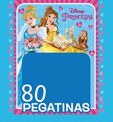 Princesas. Pegatinas Disney (Hachette Infantil - Disney - Prescolar)