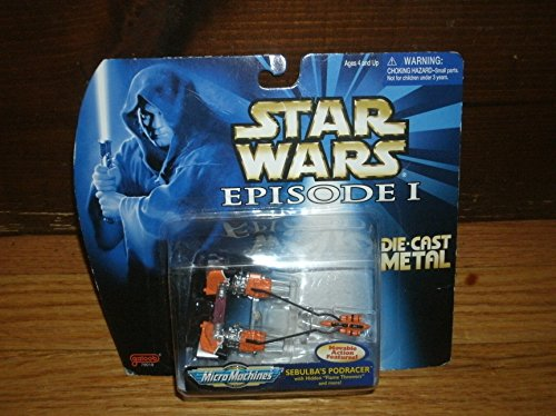 Star Wars Episode 1 – Micro Machines 79027 – Sebulba's Podracer
