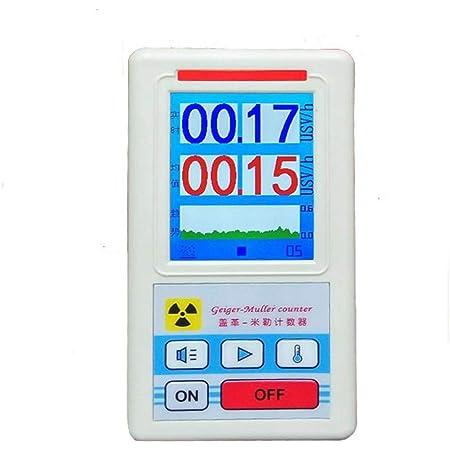 FUYIN 放射線測定器 ガイガーカウンター 放射能空間線量計 ガンマ、γ線、X線核放射線測定 日本語説明書電子版付き (BR-6)