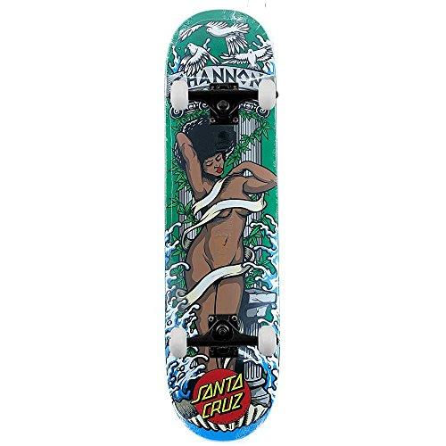 Santa Cruz Skateboards Shannon Afrodite complete skateboard 20,3cm
