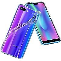 Spigen® Funda Huawei Honor 10 [Liquid Crystal] Protección TPU Flexible y Ligero para Huawei Honor 10 (2018) - Transparente (L27CS24097)