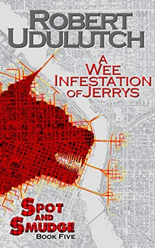 A Wee Infestation of Jerrys Spot and Smudge Book 5 product image