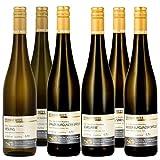 Weingut Mees PROBIERPAKET WEISSWEIN HALBTROCKEN & FEINHERB Weißwein Deutschland Wein Nahe Set (6 x 750 ml)