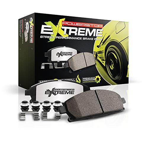 Power Stop Z26-1298 Extreme Performance New Formulation Brake Pad