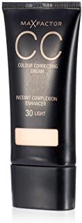 Max Factor CC Colour Correcting Cream - 30ml, 30 Light