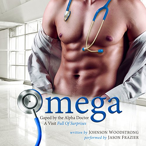 Omega audiobook cover art