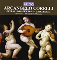 Corelli: Sonate a Tre Da Chies by Marcante (2013-08-05)