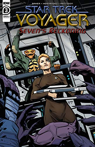 Star Trek: Voyager—Seven's Reckoning #3 (of 4) (Star Trek: Voyager—Seven's Reckoning)