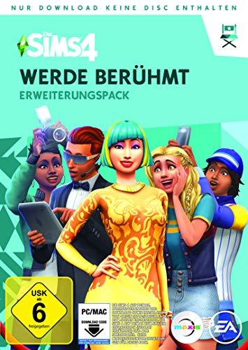 Die Sims 4 - Werde berühmt (EP 6) - [PC - Code in der Box]