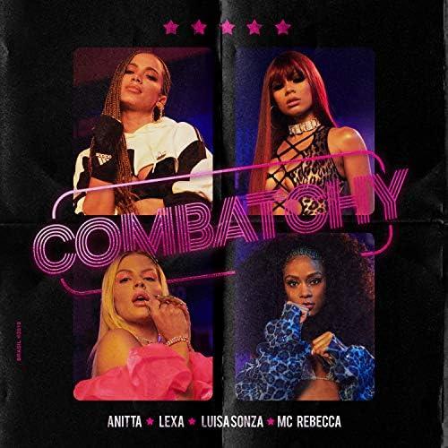 Anitta, Lexa & Luísa Sonza feat. Mc Rebecca