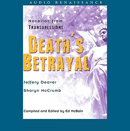 Death's Betrayal audiobook cover art