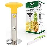 Premium Product Stainless Steel Pineapple Corer Slicer Peeler and...