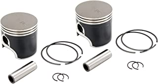 SPI, SM-09145A, 2 Dual Ring Piston Kits Ski-Doo Summit 800 Sport MXZ REV RER GSX