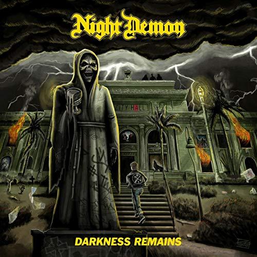 Darkness Remains [Vinyl LP]