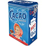 Nostalgic-Art Latas Say it 50's, Metal, Say It 50's - Cacao Addicted, 11 x 8 x 18 cm