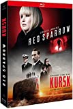 Red Sparrow-Le Moineau Rouge + Kursk [Blu-Ray]