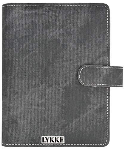Lykke Double Pointed Needles Gift Sets (Small US 0-5 Set in Grey Denim Pouch)