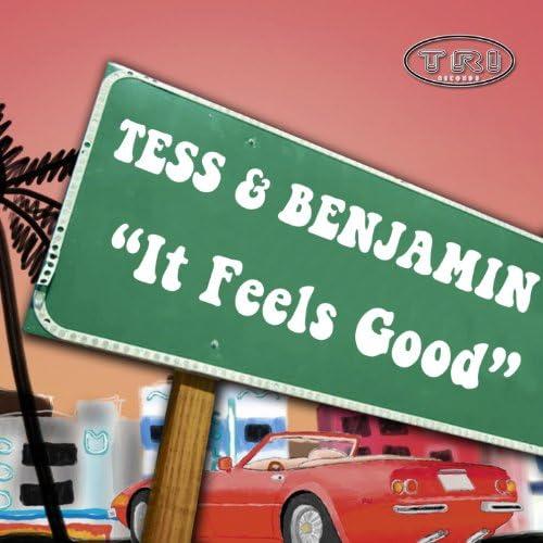 Tess & Benjamin