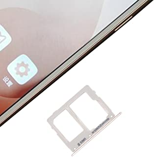 Repair tools,Completely fit and work Replace/Replacement SIM Card Tray + SIM/Micro SD Card Tray for Galaxy C7 Pro / C7010 ...