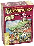 Devir- Carcassonne Mercados y Puentes...