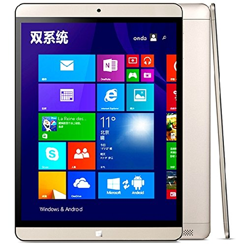 Onda V919 Air 9.7' Win10 Dual OS Z3735F 2GB 64GB Tablet PC...
