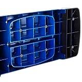 ScSPORTS Stepper Aerobic Step 68 blau ohne Matte, 10000413 - 3