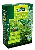 Dehner Buchs- und Hecken-Dünger, 2 kg, für ca. 25 qm