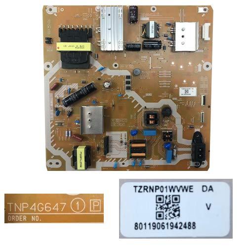 Desconocido Fuente Alimentación TNP4G647, TZRNP01WVWE, Panasonic TX-50GX810E