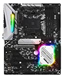 ASRock B450 Steel Legend Socket AM4/ AMD Promontory B450/ DDR4/ Quad CrossFireX/ SATA3&USB3.1/ M.2/ A&GbE/ATX Motherboard