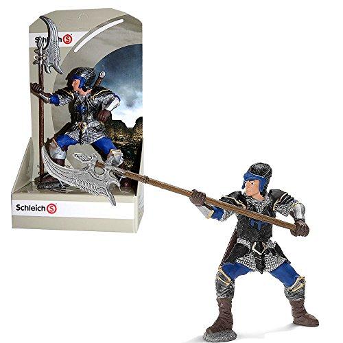 Schleich 72031 - spel figuur ridder - draak met staafwapen