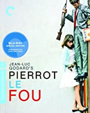 Image of 🔥 NEW! Pierrot Le Fou. Brand catalog list of Image Entertainment.