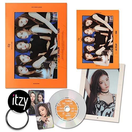 ITZY Album - IT'Z ME [ ME ver. ] CD + Photobook + Cover Postcard + Photocards + F.G
