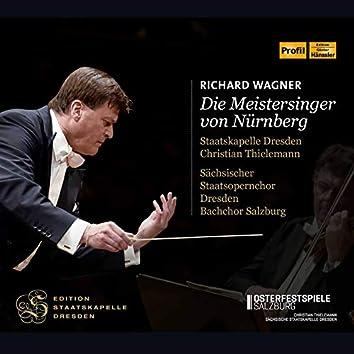 Wagner: Die Meistersinger von Nürnberg, WWV 96 (Live)