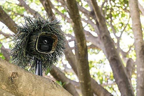 Arlo Go | Caméra de Surveillance Wifi 100% Sans fils et mobi