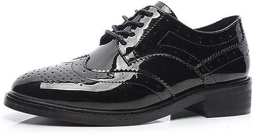 Oudan Brock, un Solo Zapato (Color   negro, tamaño   34)