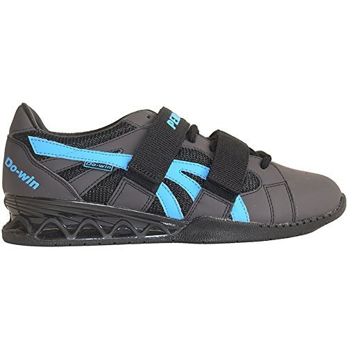 Pendlay Men's 15PBLKBLU - Weightlifting Shoes 4.5 M Black-Blue