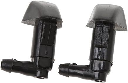 2 boquillas para limpiaparabrisas para Honda Accord 2003-2007