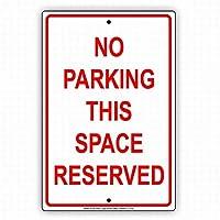 安全標識標識屋外駐車場駐車場禁煙警告金属標識
