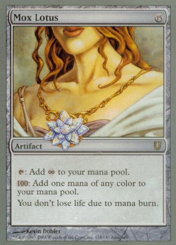 Magic The Gathering - MOX Lotus - Unhinged