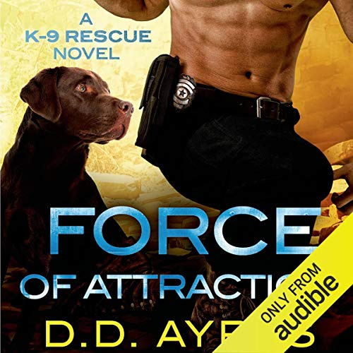 Force of Attraction audiobook cover art