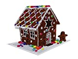 Application Holiday Gingerbread House Patch