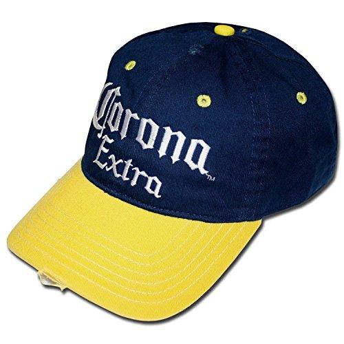 Corona Extra Curved Bill Snapback Baseball Cap