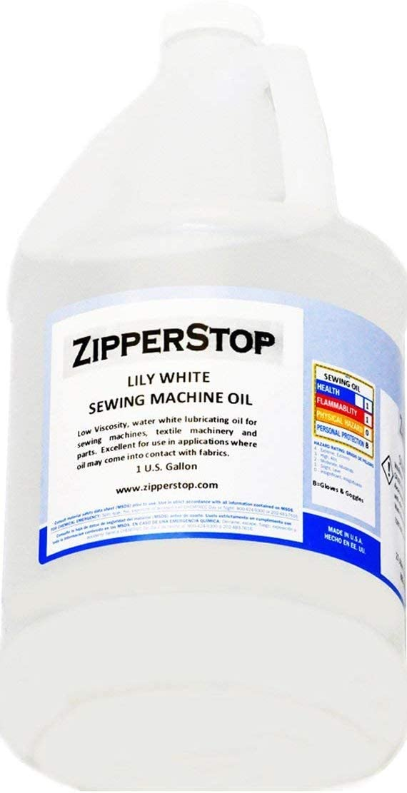 Ultra-Cheap Deals Sewing Machine Oil ~ Lily U.S. 1 White Gallon Outlet SALE