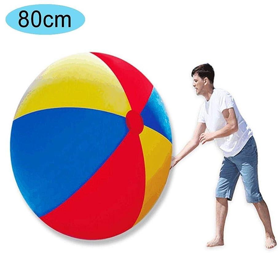 抽象挑むムスタチオビーチボール インフレータブル ビーチおもちゃ 大型 三色 空気入れ ?インフレータブルボール プールpvcエンターテイメント ボール装飾玩具 プール玩具 パーティーやビーチ用 プール 子供 大人 夏の定番