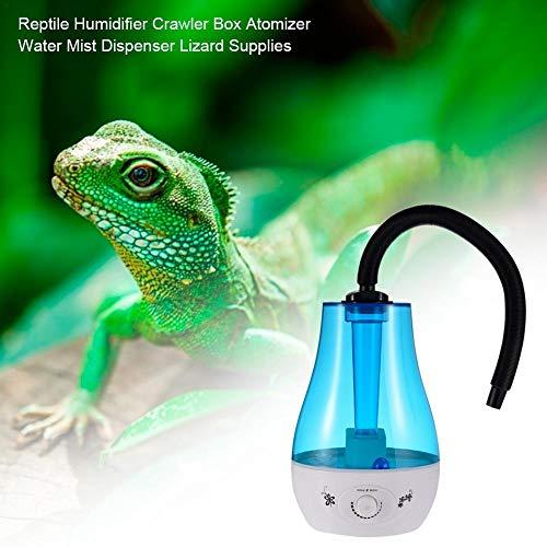 humidificador para camaleon