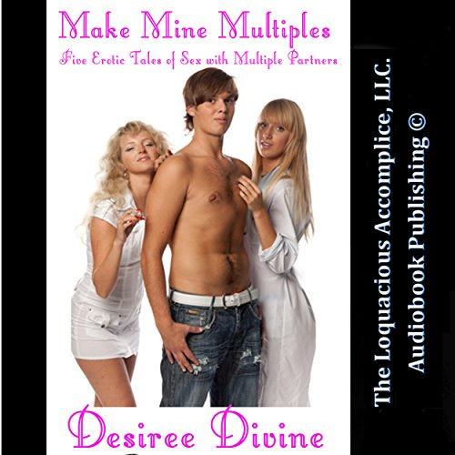 Make Mine Multiples audiobook cover art