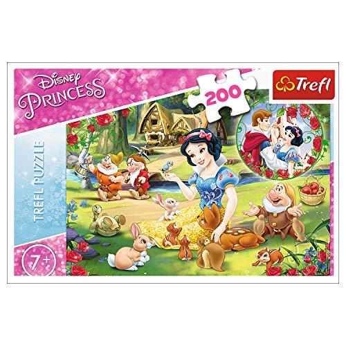 Trefl - 13204 - Puzzle - Le Rêve De l'amour - 200 Pièces