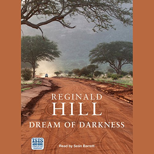 Dream of Darkness audiobook cover art