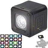 Topiky Ulanzi L1 Pro Mini LED, IP67 10m Lumière de Remplissage vidéo étanche 5500 ± 200 k avec 20 filtres de Couleur Batterie au Lithium intégrée pour la Photographie